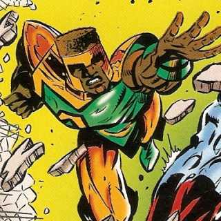 Amazing-Man II (Extreme Justice #0)