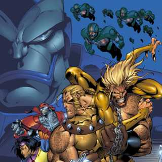 Age of Apocalypse: Alpha #1