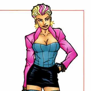 Marvel Universe A-Z