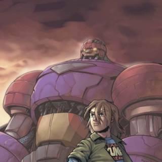 Sentinel #12 (2003) - cover