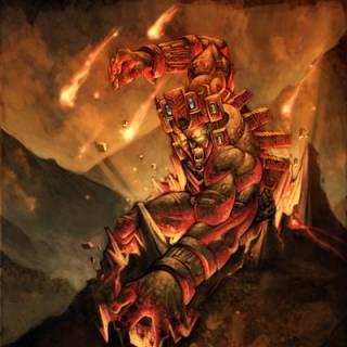 Cabracan's rage - by GENZOMAN (deviantART)