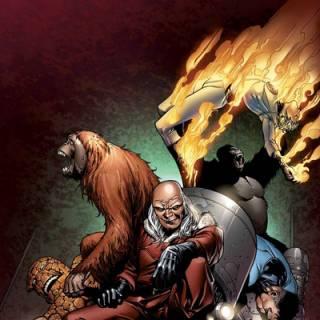 Fantastic Four Foes #5