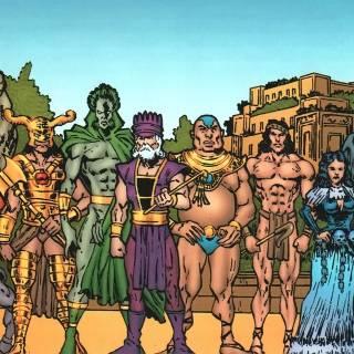Annunaki (Mesopotamian and Babylonian gods)