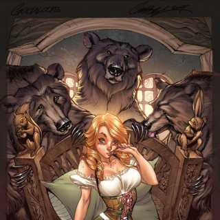Fairy Tale Fantasies '09 Goldilocks
