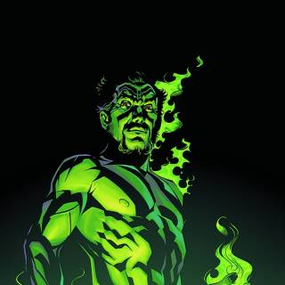 Faces of Evil: Ra's al Ghul