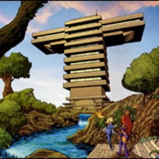 Titans Tower.