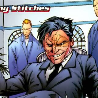 Johnny Stitches.