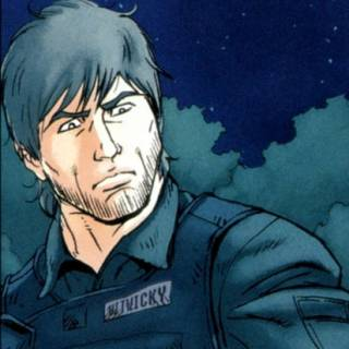 spike as he appears in the IDW comics