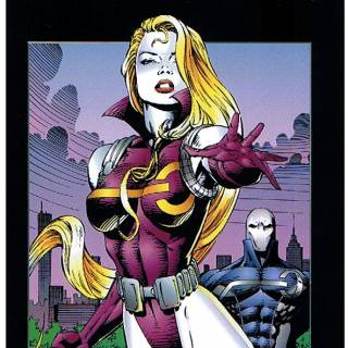Diva of StormWatch