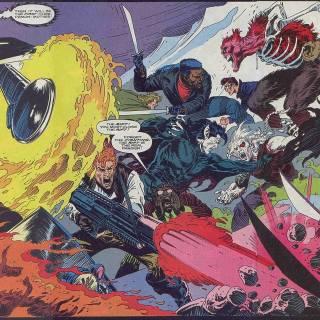 Lilith vs Ghost Rider