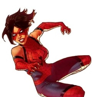 Ashely barton Spider-Girl