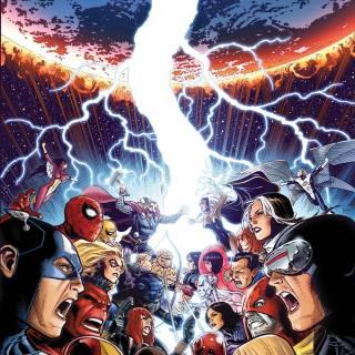 Avengers Vs. X-Men #1 Cover