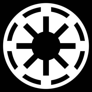 Emblem of the Galactic Republic prior to the rise of the Empire