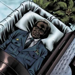 R.I.P. Colonel Jones... - Captain America: Forever Allies #1
