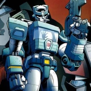 TF: All Hail Megatron #15 - cover