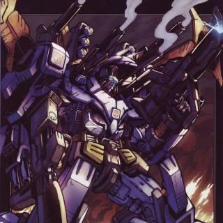 The Apex Armor - Megatron Origin #4