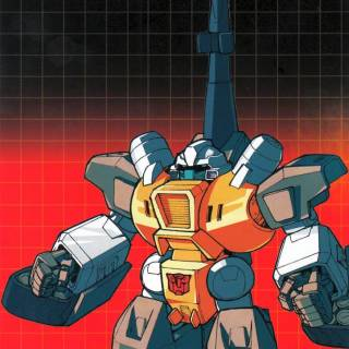 Robot mode - TF: Last Stand of the Wreckers #5