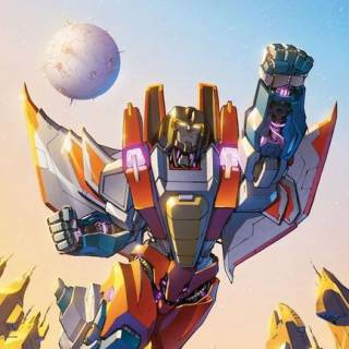 TF: Robots in Disguise #3 - cover