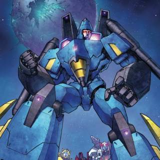 TF: Robots in Disguise #11 - cover