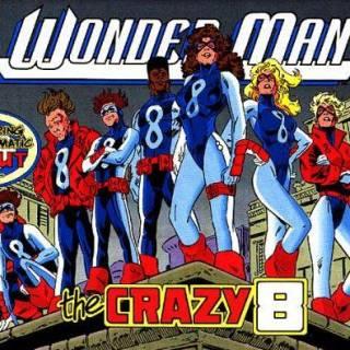 Wonder Man #19 - cover