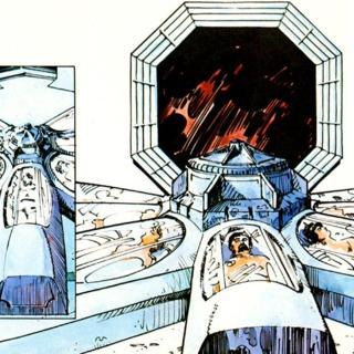 Hypersleep - Alien: The Illustrated Story