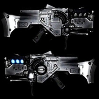 Plasma Rifle - Doom 3