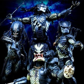 Predator 2 collectibles