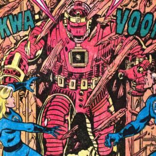 Fantastic Four # 184