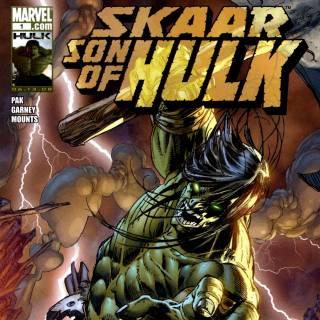 Skaar: Son of Hulk #1B