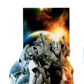 Alchemist Prime in Transformers: The Covenant of Primus.