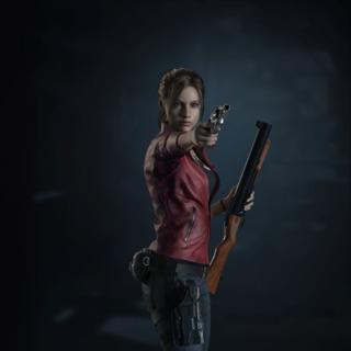 Resident Evil 2 Remake.