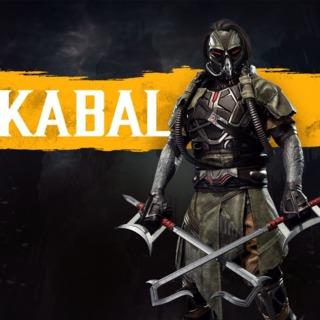 Kabal in MK11.