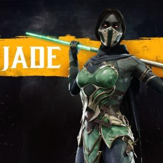 Jade in MK11.