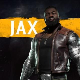 Jax in MK11.