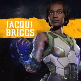Jacqui Briggs in MK11.