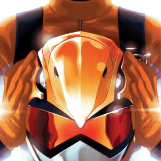 Beast Morphers Orange