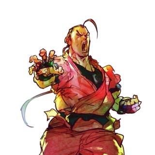 Street Fighter V Concept Art