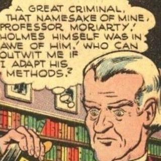 Professor Moriarty (Batman foe)