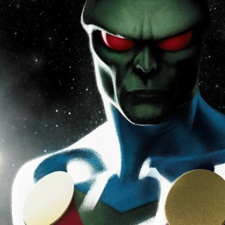 Martian Manhunter #4 - Joshua Middleton cover