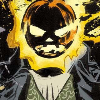Dark Reign: Jack o'Lantern #1