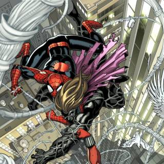 Scarlet Spider # 1