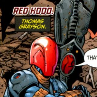 Thomas Grayson meets Captain Atom