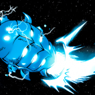 Blue Beetle #1 (2011).