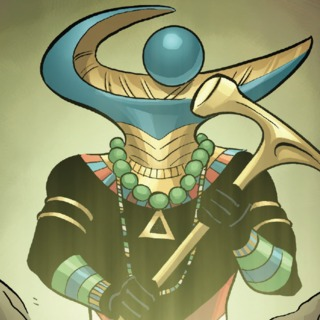 Ptah - Marvel