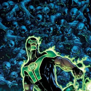 Green Lantern 16