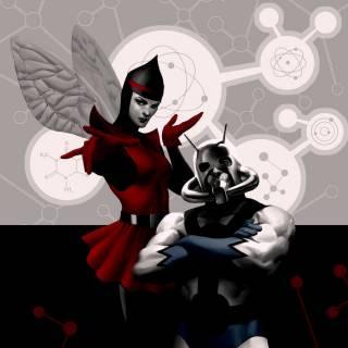 Ant-Man & Wasp (Avengers: Origins #1)