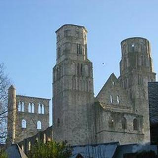 Jumièges Abbey