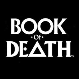 Book of Death Logo (Valiant 2015)