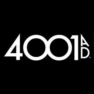 4001 AD logo (Valiant, 2016)