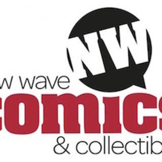 New Wave Comics Exclusive Variant Cover